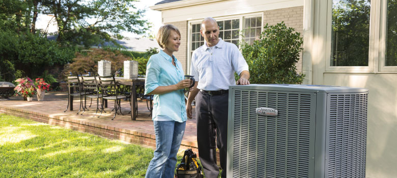 Armstrong Air High Efficiency air conditioners provide relaible efficient cooling!